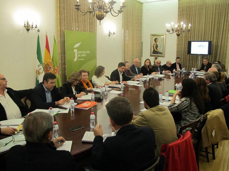 El expediente para la declaración de los Paisajes del Olivar como Patrimonio Mundial se entregará en