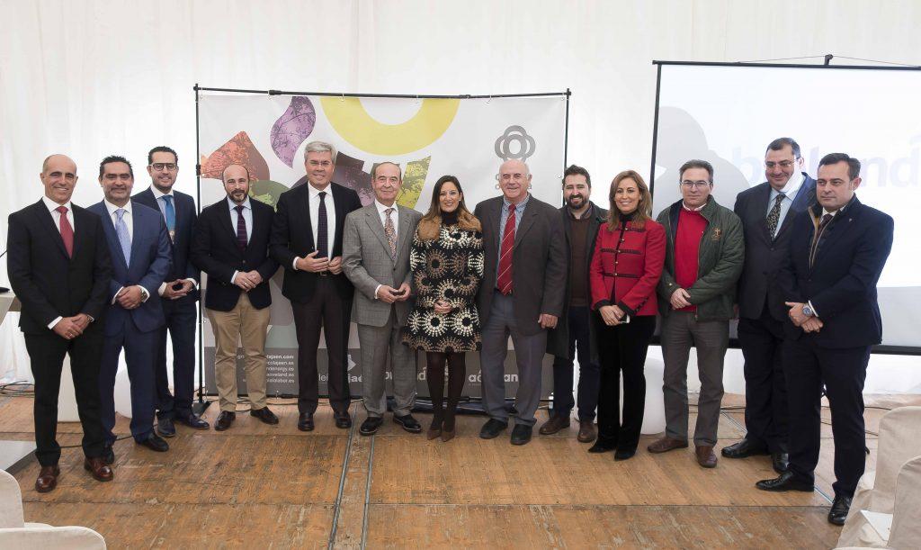 Inauguración de Bioland Energy, que genera treinta puestos de trabajo directos