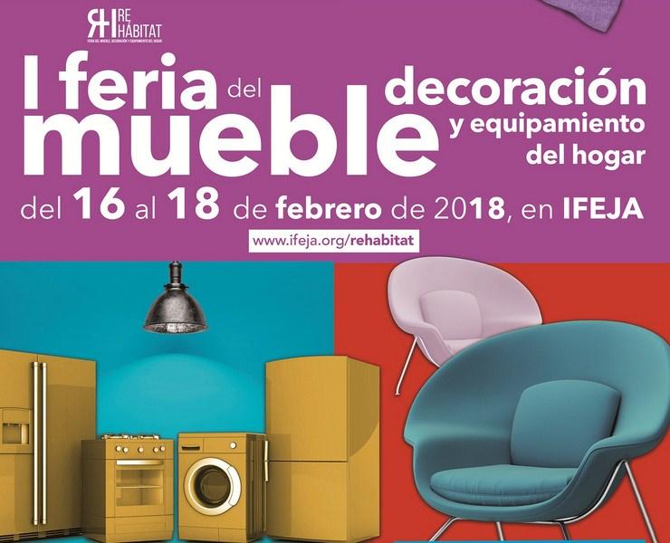 IFEJA arranca el año con fuerza con la puesta en marcha de un nuevo evento relacionado con el mueble