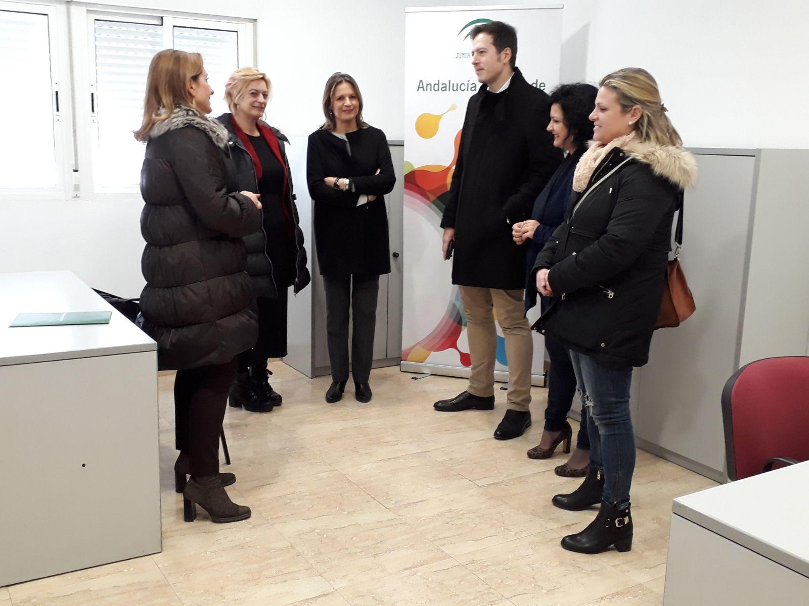 La Junta mejora el servicio de atención al emprendimiento en Campillo de Arenas con una nueva sede d