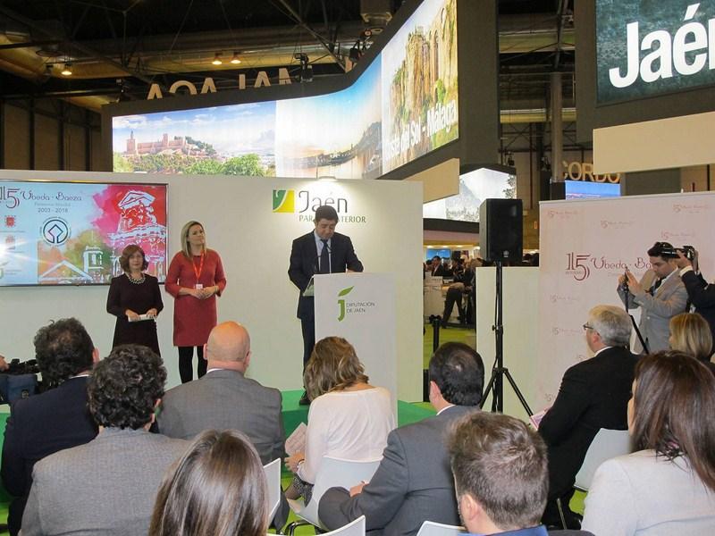 Úbeda y Baeza quieren atraer más viajeros por el 15º aniversario de su declaración como Patrimonio d