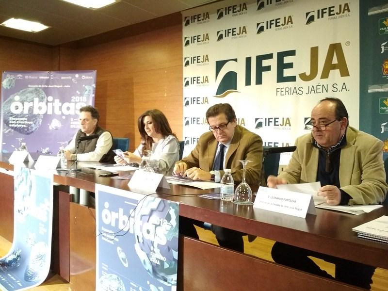 """IFEJA, sede de una nueva edición de Órbitas, """"encuentro con creativos estelares"""", que se desarrollar"""