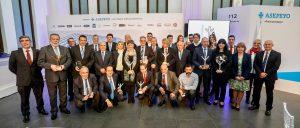 Asepeyo celebra en Málaga los VI premios a las mejores prácticas preventivas