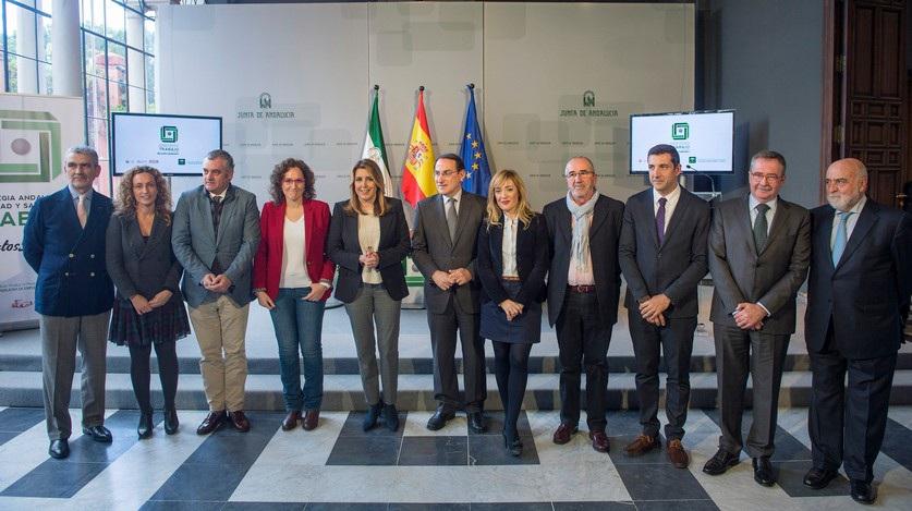 La nueva Estrategia Andaluza de Seguridad y Salud en el Trabajo cuenta con 59 millones y priorizará