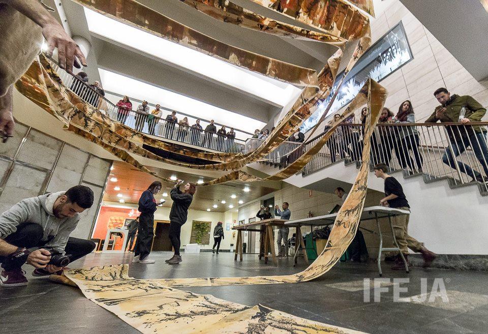 Los creativos y diseñadores más influyentes del panorama nacional se han dado cita en IFEJA  de  la