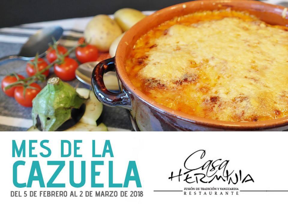 Los platos de cuchara, protagonistas en el Restaurante Casa Herminia del Palacio de Congresos de Jaé