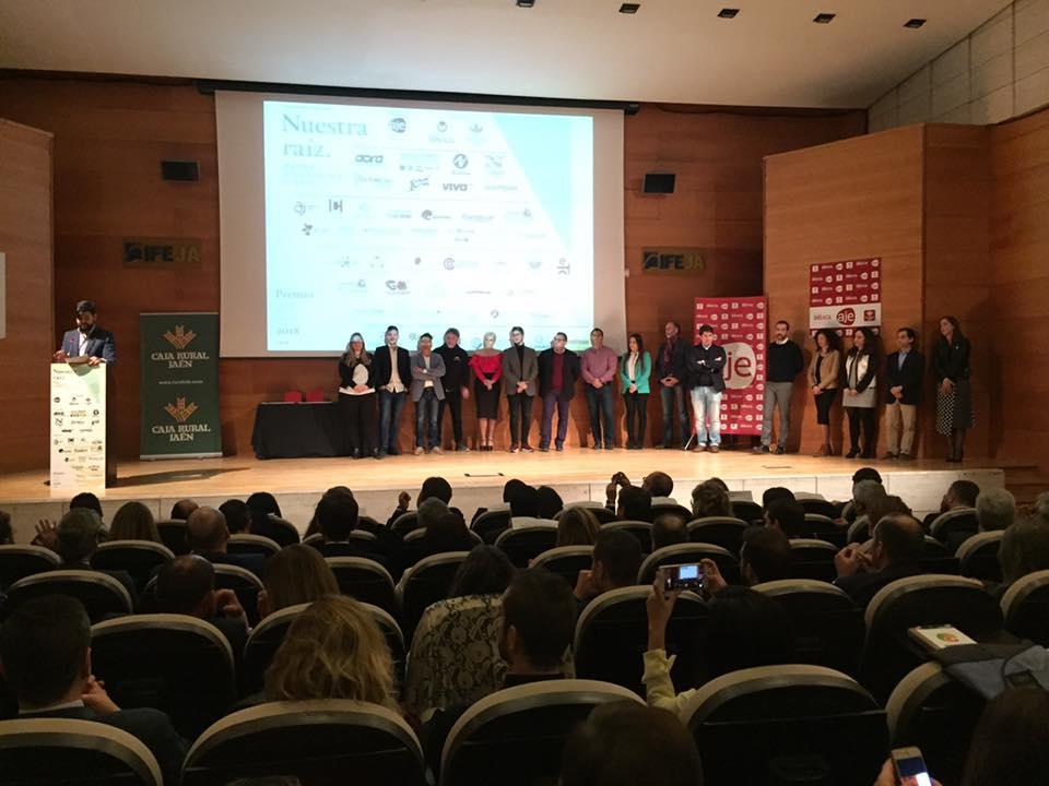 El Palacio de Congresos de Jaén, sede de una nueva edición de los Premios AJE, que reconocen la labo