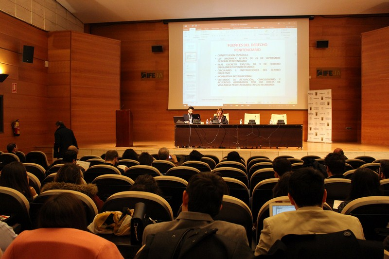 Más de 150 letrados participan en el VII curso de Derecho Penitenciario del Colegio de Abogados de J
