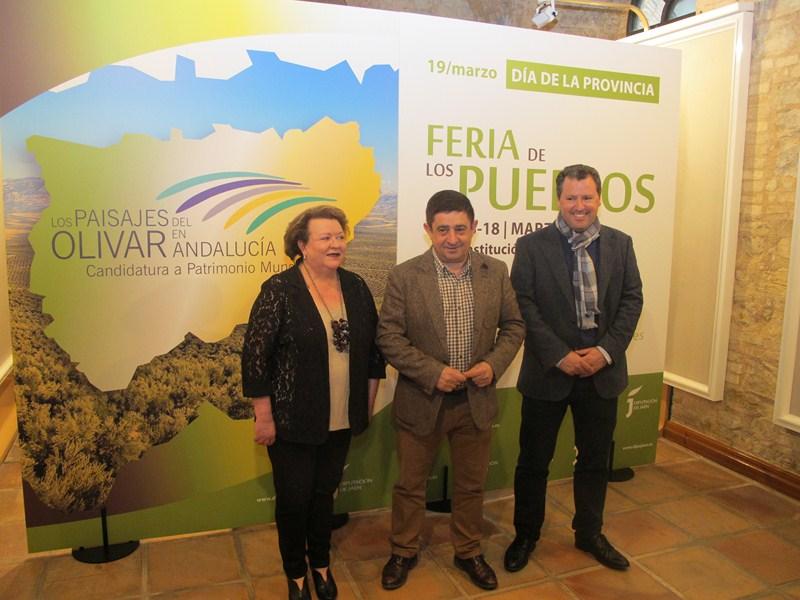 """La V Feria de los Pueblos de la Diputación propondrá 180 actividades """"para dar a conocer lo mejor de"""