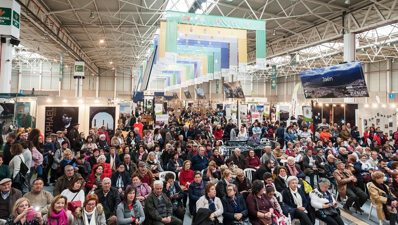 Más de 20.000 personas respaldan la quinta edición de la Feria de los Pueblos organizada por la Dipu