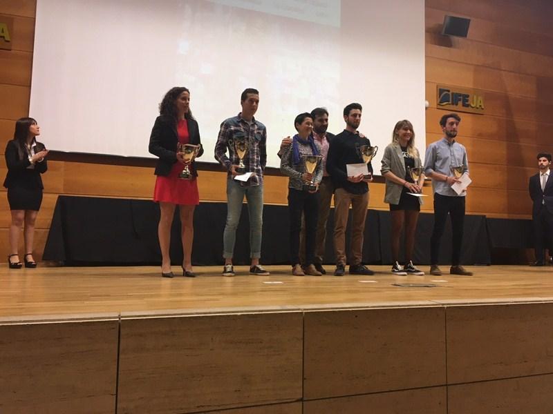 El Circuito Provincial de Campo a Través organizado por Diputación ha entregado sus premios en el Pa