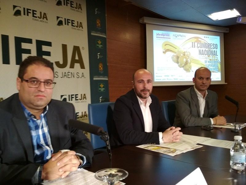 Contaminantes y agotamientos centran la temática del II Congreso Nacional de Maestros y Operarios de