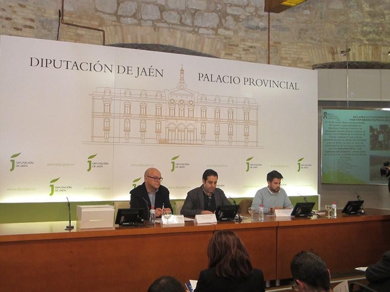 La Ruta de los Castillos y las Batallas de Jaén incrementa un 14% sus visitantes en 2017