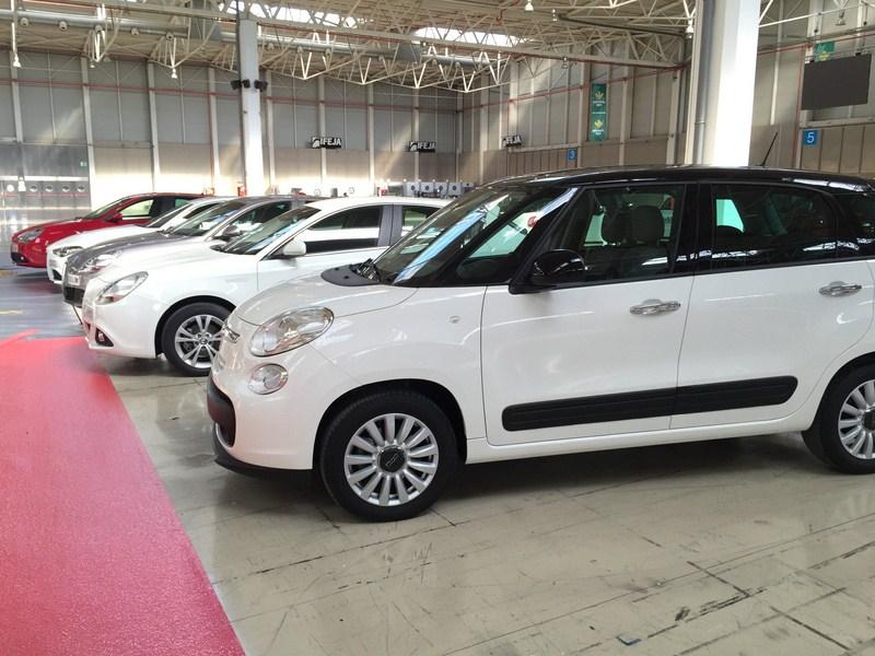 Visítanos en IFEJA a partir de mañana por la tarde si estás pensado en comprar un coche de ocasión o