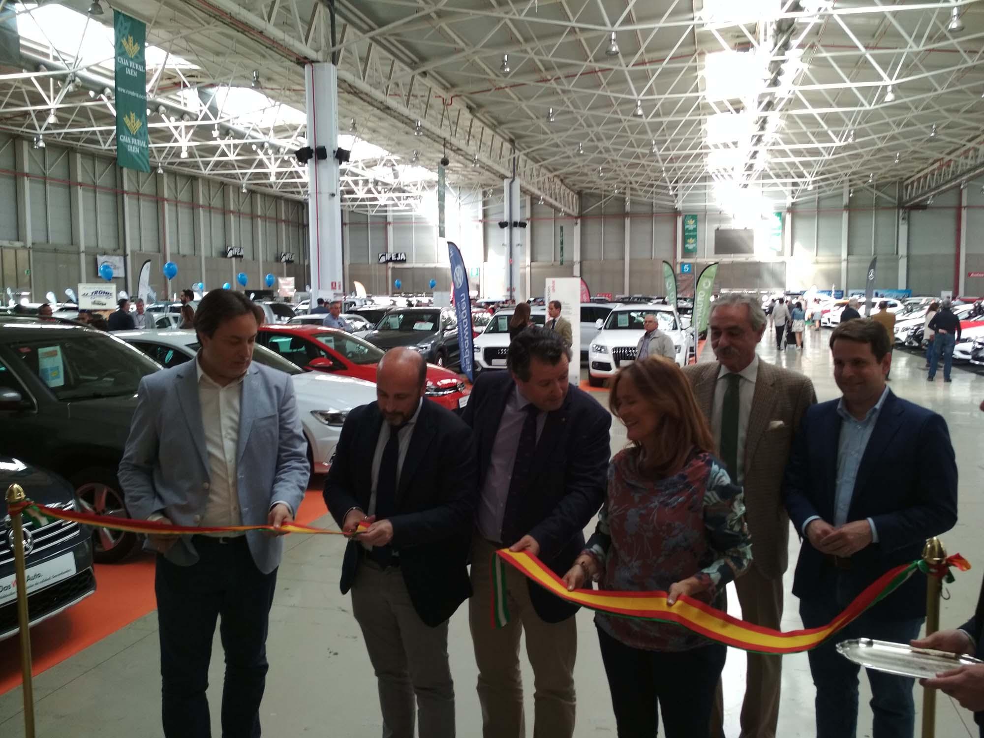 Más de 400 coches a la venta en el Salón del Vehículo de Ocasión y Seminuevo que abre hasta el próxi