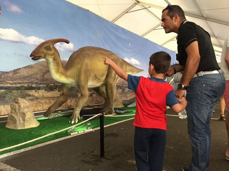Dinosaurs Tour abre sus puertas en IFEJA el próximo 28 de abril y permanecerá abierta hasta el 6 de