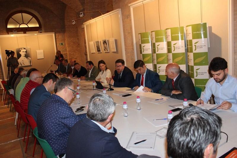 El Consejo Provincial del Aceite aborda el marco financiero de la PAC post 2020, en el que se prevé