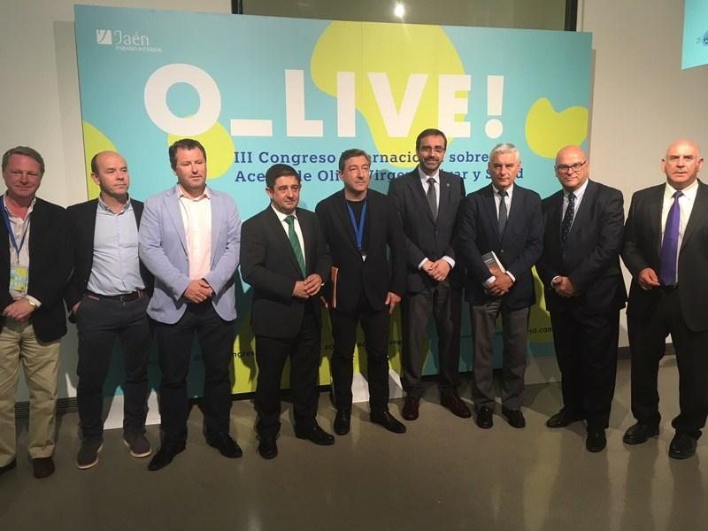 Jaén se convierte en referente de la investigación científica en aceite de oliva y salud