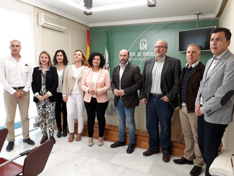 Junta y Diputación ponen en marcha