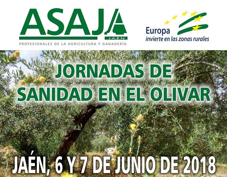 ASAJA Jaén celebra durante los días 6 y 7 de junio unas jornadas sobre olivar en el Palacio de Congr