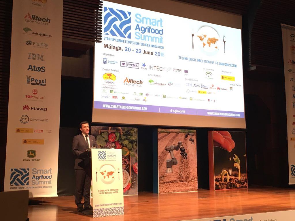 Andalucía se sitúa en la vanguardia tecnológica con su apuesta por la transformación digital del sec