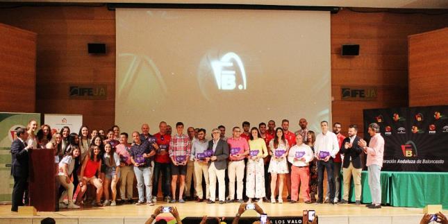La temporada 2017/18 echa el telón con éxito tras la Gala FAB Jaén 2018 celebrada en IFEJA