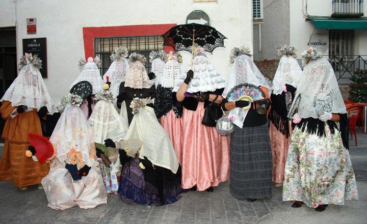 La provincia cuenta con doce fiestas declaradas de Interés Turístico de Andalucía