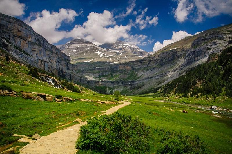La Diputación de Huesca promocionará en Tierra Adentro el centenario del Parque Nacional de Ordesa y