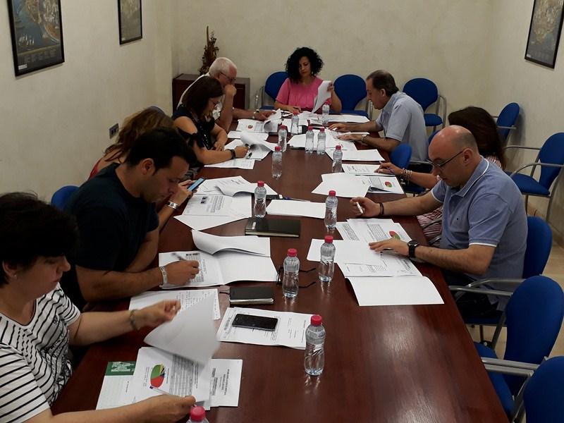 Bajan los accidentes con baja laboral en la provincia de Jaén un 5,89% de enero a mayo, que equivale