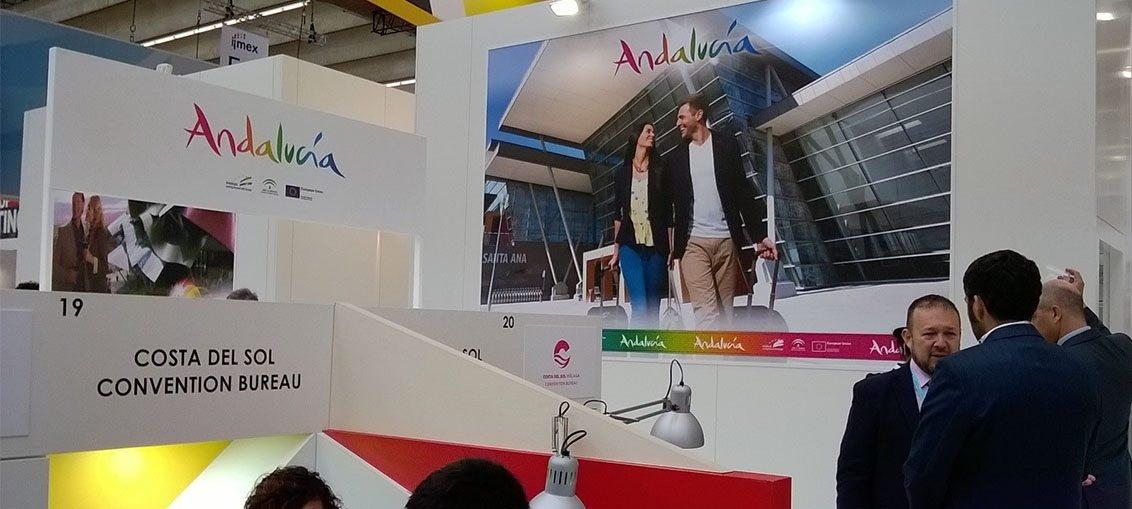 Andalucía presenta por primera vez su oferta del segmento MICE en el Meeting&Incentive Travel Agency