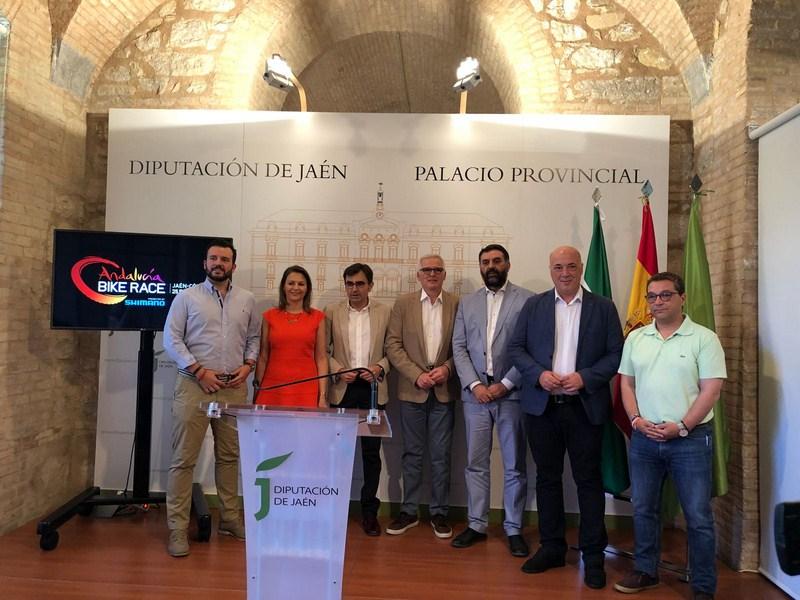 La competición Andalucía Bike Race generó un impacto económico de cerca de 5 millones en su edición