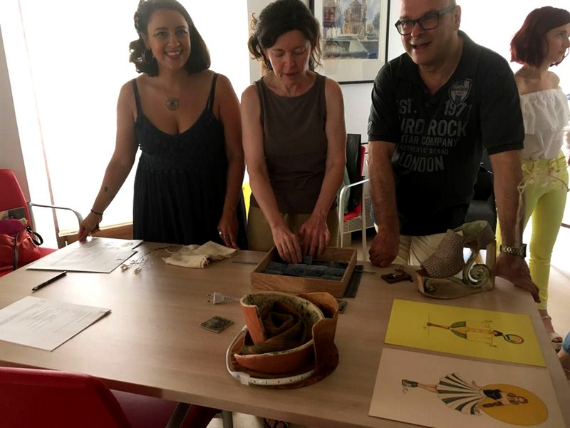 Diputación de Jaén impulsa la formación de artesanos para mejorar el diseño y comercialización de su
