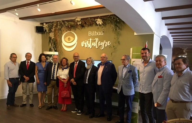 """Diputación promociona el producto """"Jaén Cultura del Toro"""" en la Semana Grande de Bilbao"""