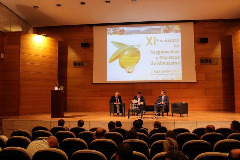 GEA organiza mañana el XII Encuentro de Maestros y Responsables de Almazara, uno de los mayores even