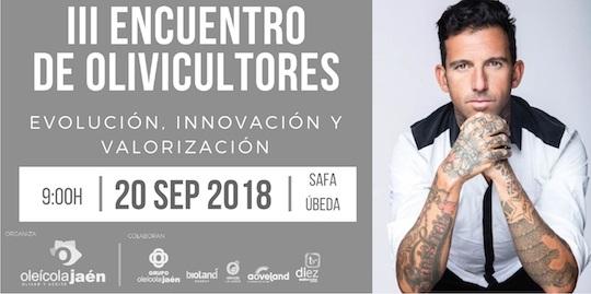 Josef Ajram, experto en bolsa, participará en el III Encuentro de Olivicultores Oleícola Jaén