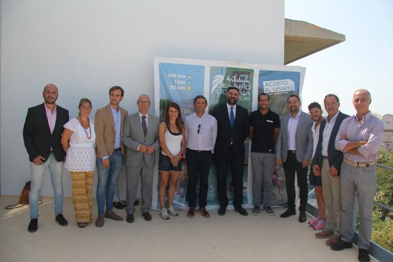 El Desafío Doñana celebra su IX edición con un aumento de participantes de casi un 10%, hasta alcanz