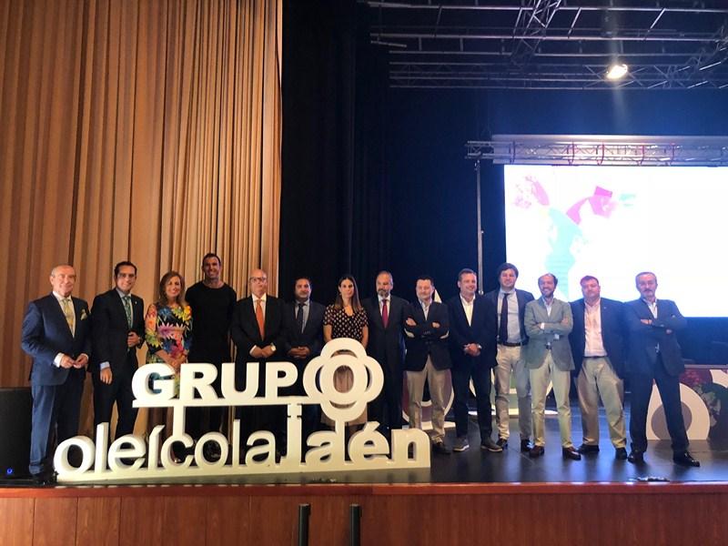 Gran acogida en Úbeda del III Encuentro de Olivicultores del Grupo Oleícola Jaén