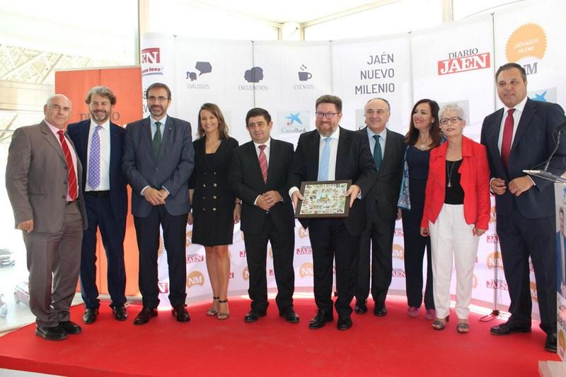 Sánchez Haro defiende una PAC justa con Andalucía y con un presupuesto suficiente para afrontar los