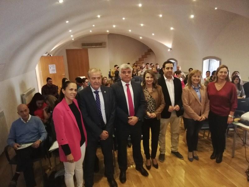 La Junta destaca el gran espíritu emprendedor de Alcalála Real, con un importante equilibrio en todo
