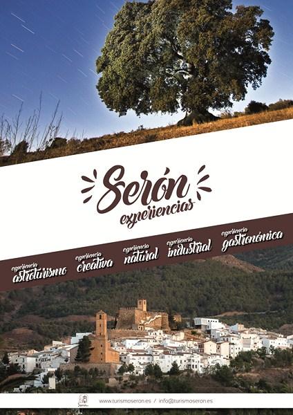 Volvemos a mostrar Serón en Tierra Adentro, que se celebra en Jaén del 26 al 28 de octubre