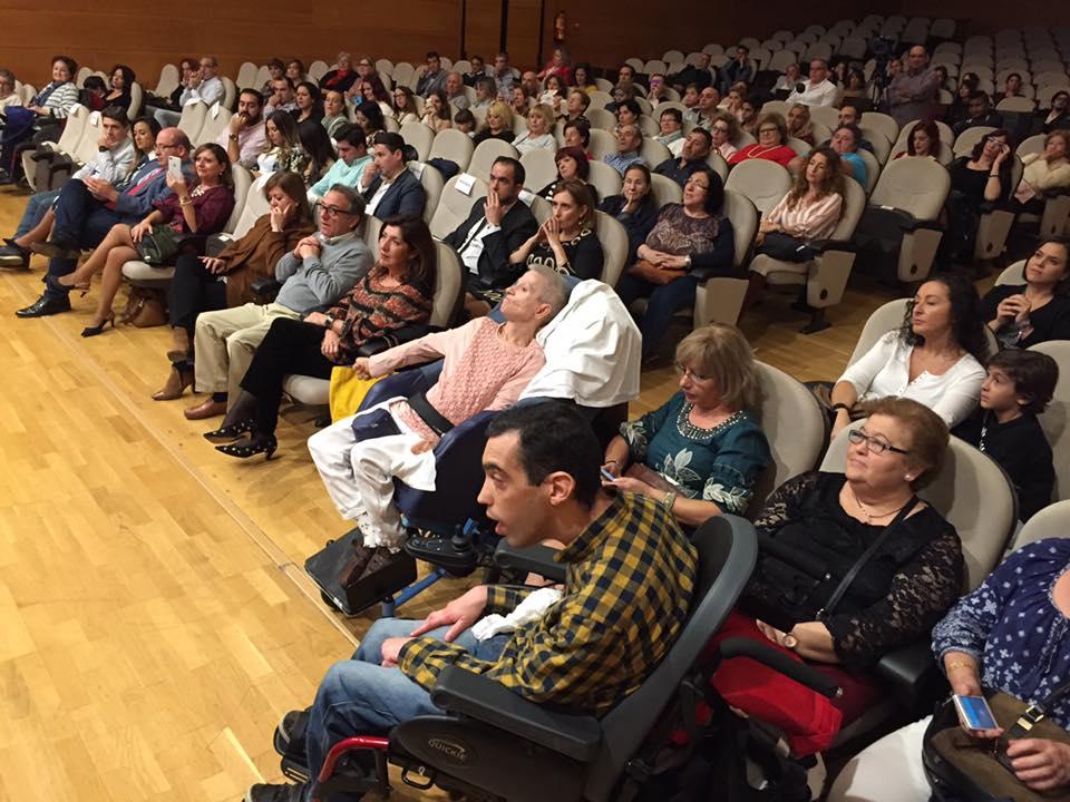 ASPRAMIF elige el Palacio de Congresos de Jaén para conmemorar su 30 aniversario