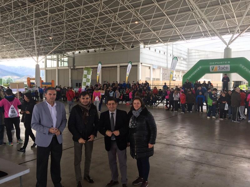 Más de 460 personas con otras capacidades se dan cita en IFEJA en los XXXII Juegos Provinciales de D