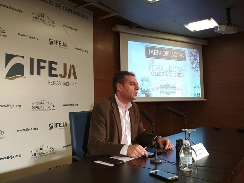 La especialización marca la próxima edición de Jaén de Boda, que se celebra en una nueva fecha, del