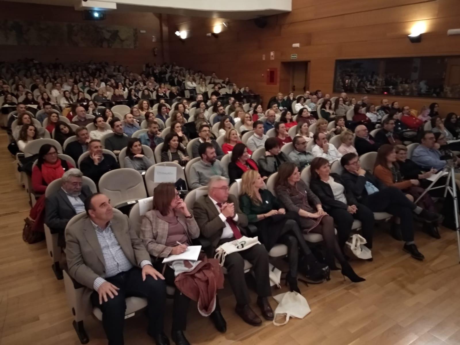El I Congreso Jaén Educa, una iniciativa pionera que alienta sinergias para avanzar hacia la calidad