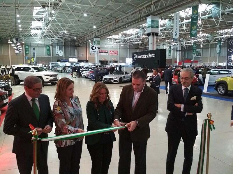 Una nueva edición del Salón Factory del Automóvil arranca en IFEJA y aglutina casi la totalidad de l