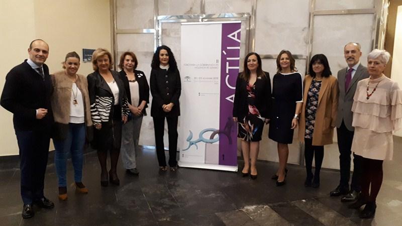 El II Foro para la Gobernanza en Violencia de Género reúne a unos 400 asistentes en IFEJA para forma