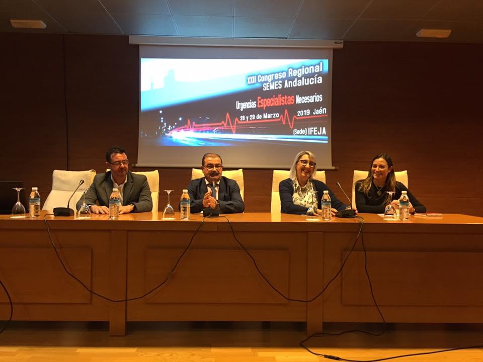 Profesionales sanitarios de Urgencias se reunirán el próximo marzo en el Palacio de Congresos de Jaé