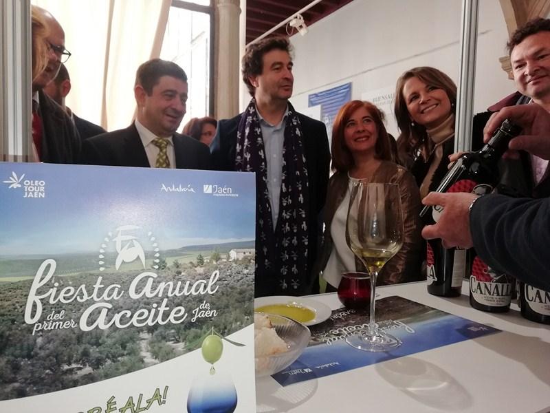 La provincia de Jaén exhibe su liderazgo oleícola y la calidad de sus AOVE tempranos en la V Fiesta
