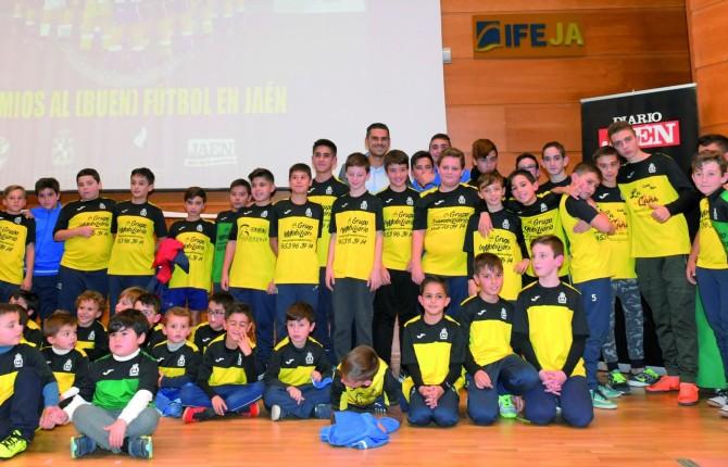 La sexta edición de la Gala Once Campeones de Diario Jaén reconoce en IFEJA el esfuerzo de talentos
