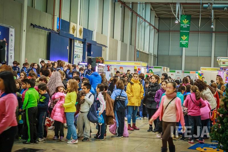 Casi 6.000 escolares de toda la provincia visitarán Feduca durante los días 17, 18, 19 y 20 de dicie